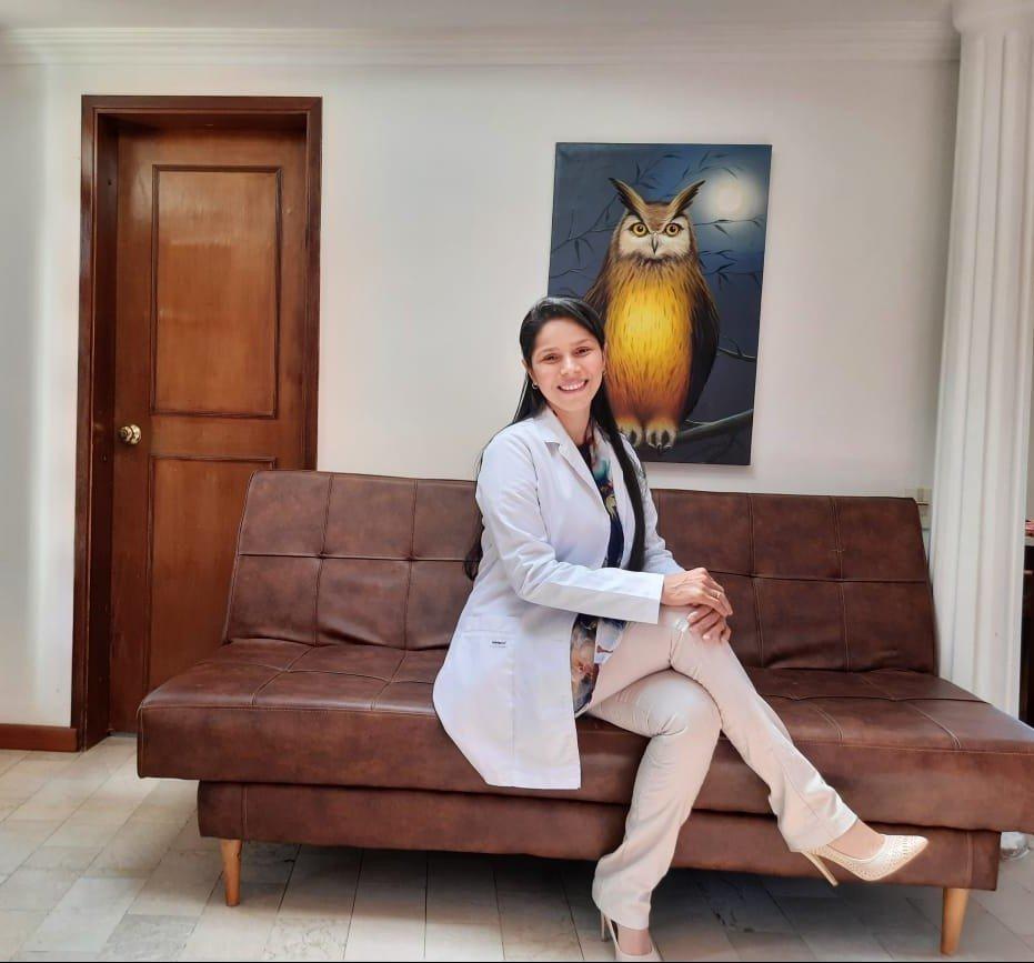 Doctora Karen Luna